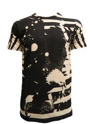 Konflic Men's Freedom Eagle Vintage Graphic Designer MMA T Shirt
