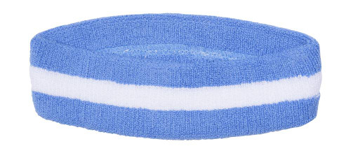 Blank Striped Head and Wristbands Set (8 Colors)