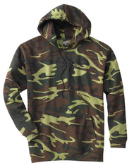 Code V 7.5 oz. Camouflage Hood Sweater