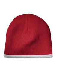 Sport-Tek - Performance Knit Cap - Red