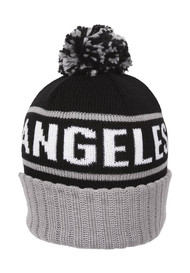 City Caps Knitted Cuffed Beanies w/ Pom (Various Cities)