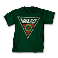 DC Comics Green Arrow Bullseye T-Shirt