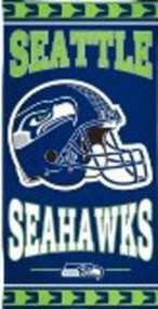 Wincraft R1326BEFR15 30 x 60 - Seattle Seahawks, Beach Towel