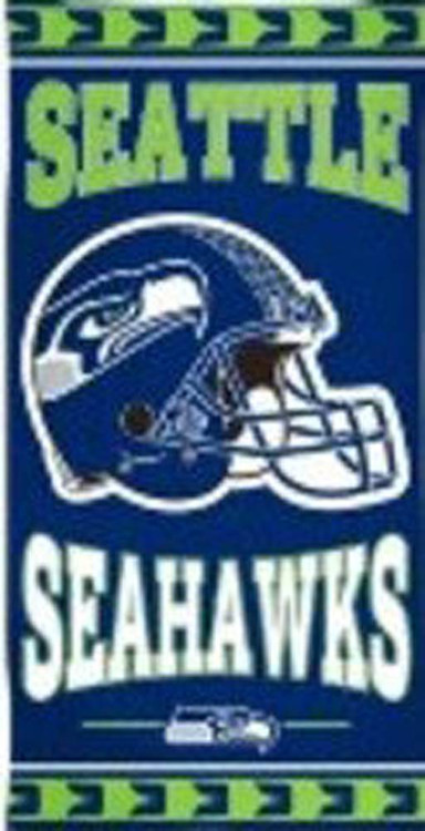 Wincraft R1326BEFR15 30 x 60 - Seattle Seahawks, Beach Towel