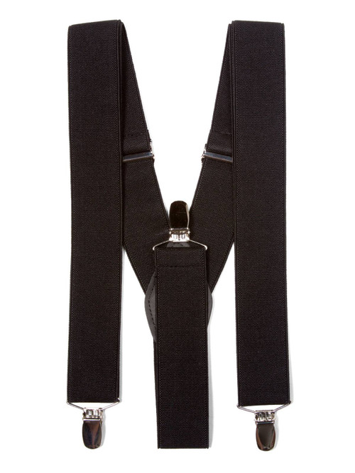 Gravity Threads Classic Heavy Duty Quality Clip Suspenders