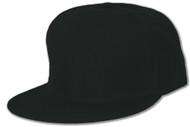 Blank Flat Bill Baseball Hat