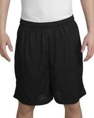 Sport-Tek - Men's Big Mesh Short - Black