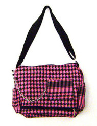 Clover Handbag Chained Purse -