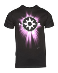 Officially Licensed DC Comics Love Violet Lantern T-Shirt