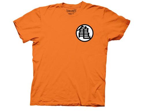 Mens Kame Symbol Dragon Ball T-Shirt