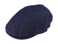 MG Washed Denim Ivy Cap