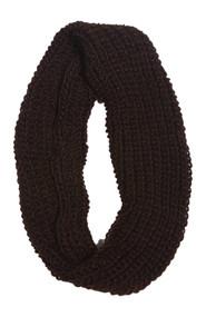 Figure 8 Infinity Loop Knitted Scarf