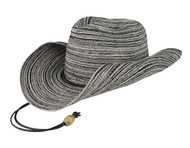 Poly Braid Cowboy Hat