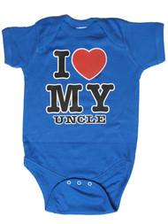 I Love My ? Baby Bodysuit