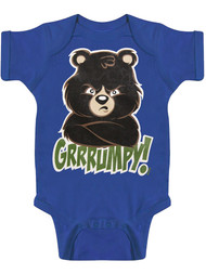 Toddlers Grrrumpy Bear Bodysuit