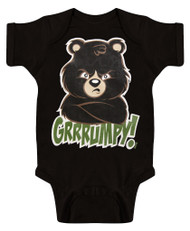 Toddlers Grrrumpy Bear Bodysuit