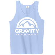 Mens Gravity Outdoor Co. Ultra Cotton Tank Top