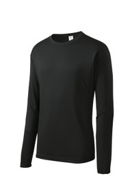 Gravity Threads Mens Long-Sleeve Moisture Wickening Shirt