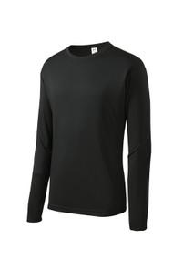 Gravity Threads Mens Long-Sleeve Moisture Wickening Shirt