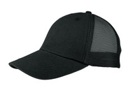 TopHeadwear Washed Cotton Twill Mesh Adjustable Cap