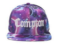 Compton Olde English Adjustable Snapbacks (Various Designs)