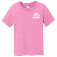 Gravity Outdoor Co. Travelers Toddler Size Shirt