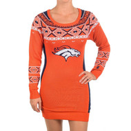 NFL Football 2015 Womens Big Logo Sweater Dress