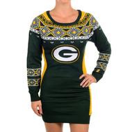 NFL Football 2015 Womens Big Logo Sweater Dress
