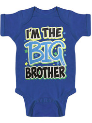 Toddlers Big Brother Bodysuit