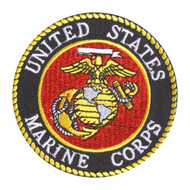 United States Marine Corps Seal Emblem Patch