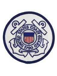 United States Coast Guard Seal Emblem Patch