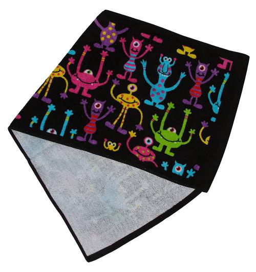 Martian and Friends Comfort Towel