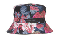 TopHeadwear Sized Bucket Hats, Retro Unique Designs