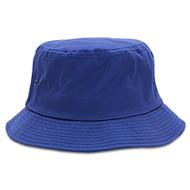COTTON BLEND TWILL BUCKET HAT