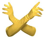 "Gravity Threads Ladies Satin Opera Gloves 18"""