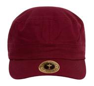 TopHeadwear Cotton Adjustable Cadet Caps