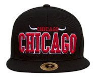 TopHeadwear Chicago City Snapback