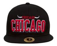 TopHeadwear Chicago City Snapback