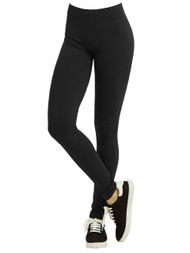 Polyester Spandex Seamless Womens Full Length Leggings