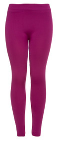 Gravity Threads Inner Warmth Fleece Nylon Leggings