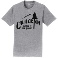 Gravity Outdoor Co. Avenue of the Giants Mens T-Shirt