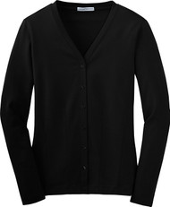 Port Authority, Ladies Modern Stretch Cotton Cardigan