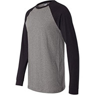 Canvas - Hawthorne Long Sleeve Baseball T-shirt