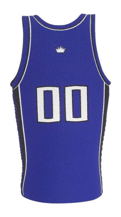 Sacramento Kings Neoprene Bottle Jersey Koozie Cooler