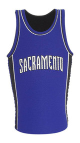 Sacramento Kings Neoprene Bottle Jersey Koozie Cooler