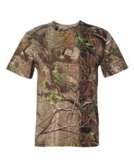 Code V Mens Tree AP/APG Camouflage Short Sleeve T-Shirt