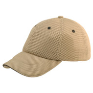 LOW PROFILE (UNS) MESH FITTED CAP