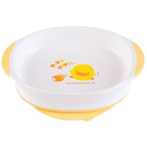 Piyo Piyo 2 Color Handled Dining Plate