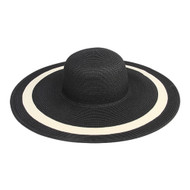 LADIES' WIDE BRIM FASHION TOYO HAT