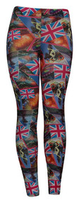 British Olympians Ladies Leggings Shear Tights